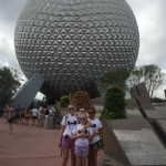 Our last day was at Epcot. I think we ate our way through every country represented.